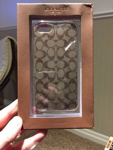 REAL coach iPhone 5 case.