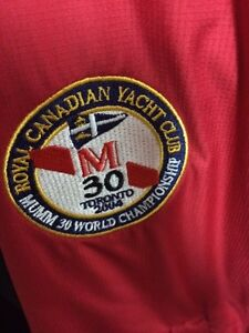 Mumm Worlds sailing vest