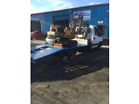 All cars vans plant diggers machines lorries bought for CASH