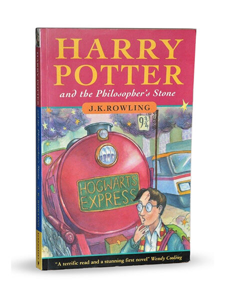 Harry Potter Book Value Guide : Your guide to harry potter st edition books ebay