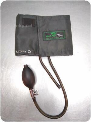 Welch Allyn Tycos Sphygmomanometer Blood Pressure Cuff 247189