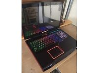 Alienware M17X R3 Nebula Red Fantastic Condition Bargain!