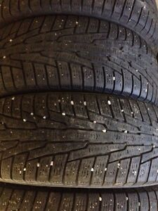 215/65R16 Winter Tires