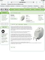SunMar Excel AC/DC Self Contained Composting Toilet