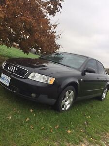 2004 Audi A4 1.8T Low KM London Ontario image 2
