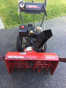 "29"" Yardmachine Snowblower"