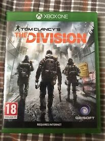Tom Clancy The Devision Xbox one