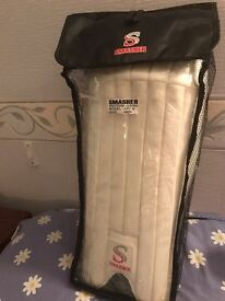 SS Smasher wicket keeper pads