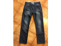 NEXT men's jeans straight leg size 30regular perfect condition