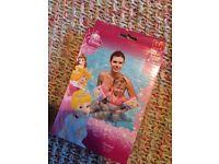 Disney Princess Swimming armbands and Pink Swim Vest