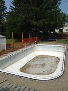Swimming pool liners and installation London Ontario image 7