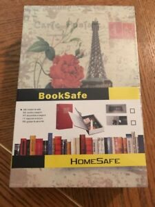 Safe that looks like a book!
