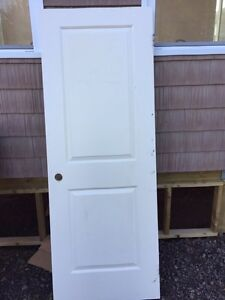 3 doors and 2 bifolds  with handles!