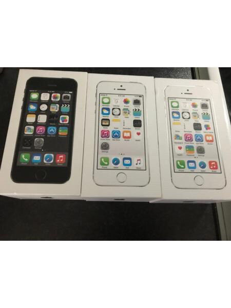 3 iPhone 5s boxes