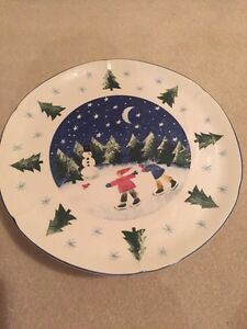 Winter Wonderland Nikko Fine Dishes London Ontario image 1