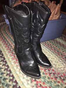 Fake Aldo and Spring western boots Cambridge Kitchener Area image 5