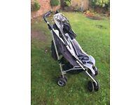 Maclaren Techno XT stroller or Buggy in grey colour