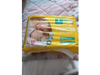 Mamia Newborn Nappies X24 For 50p!!!