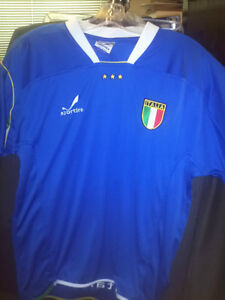 Italy Soccer Jersey New M-L