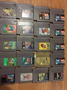 Bundle of NES Games