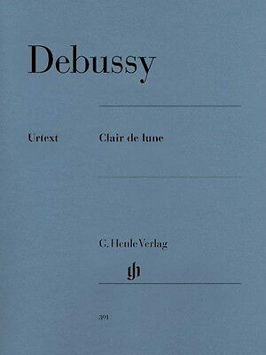 Piano Debussy Clair De Lune