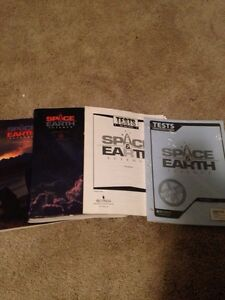 Homeschool science textbooks