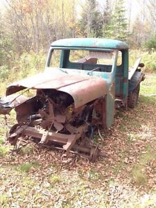 Early 1950s willy jeeps