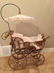 Victorian Doll Carriage