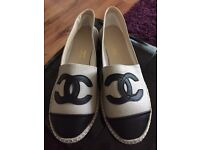 Ladies Chanel shoes size 6