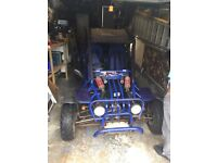 Road legal buggy cart car quad scooter 4x4