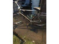 Monarch road retro bike