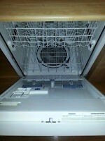 Whirlpool Portable Dishwasher - Sparkle Clean Inside out