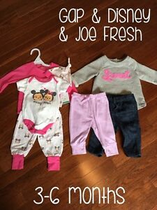 3-6 Month Girl Outfits London Ontario image 1