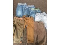 Boys jeans combats 18/24 months from next