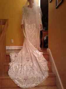 beautiful wedding dress robe de mariage high quality West Island Greater Montréal image 3