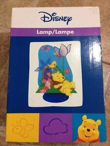 BRAND NEW DISNEY LAMP