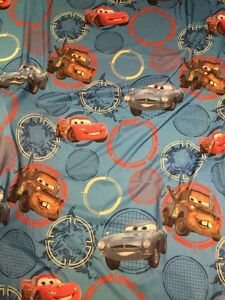 Disney Cars Twin Bed Sheet Set Cambridge Kitchener Area image 1