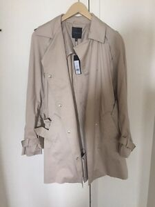 Dynamite trench coat size small West Island Greater Montréal image 3