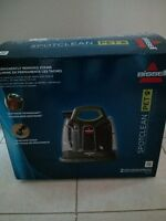 Bissell Spot clean Pet Carpet Cleaner  -like new