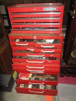 1 FULL TOOL CHESTS -  $250.00 EACH