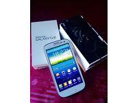 Samsung Galaxy S3 UNLOCKED with Reciept REDUCED