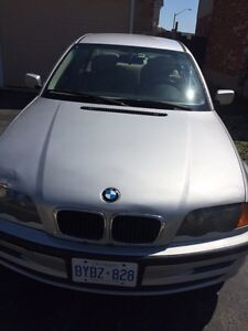 BMW for sale $3500 + rims and new winter tires installed!! Cambridge Kitchener Area image 3