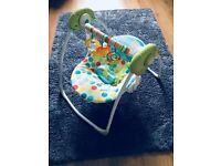 Portable Baby Swing (Argos RRP £45)