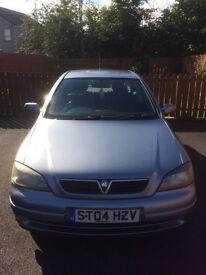 Vauxhall Astra.