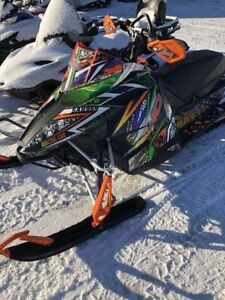 2015 Arctic Cat XF 6000 High Country