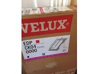 New Velux EDP CK04 tile slate flashing kit fitting boxed for skylight window
