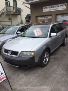 2003 Audi Allroad with only 119k all original