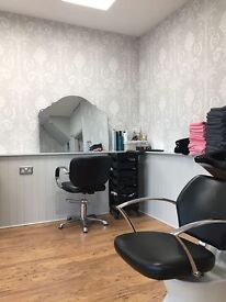 Experienced Ladies stylist wanted for chair rent in small freindly salon Woodhatch, Reigate, Surrey