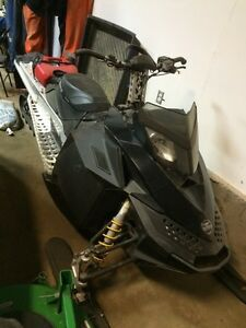 2008 skidoo summit 800 154x2.5""