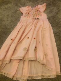 Girl's Next party dress, age 6.